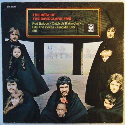 Dave Clark Five - The best of - LP