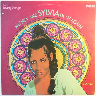 Mickey and Sylvia - Do it again - LP