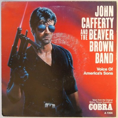 John Cafferty and The Beaver Brown Band - Voice of America's sons - Single