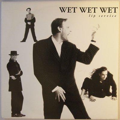 Wet Wet Wet - Lip service - Single