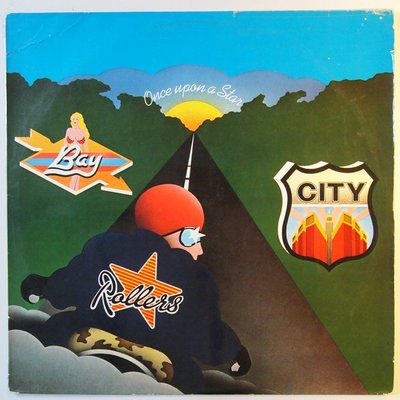 Bay City Rollers - Once upon a star - LP