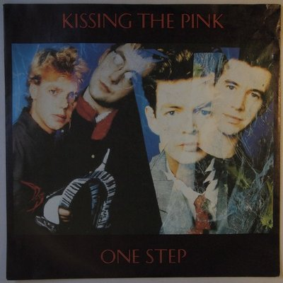Kissing The Pink - One step - Single