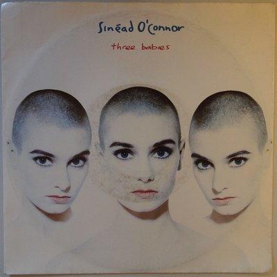 Sinéad O'Connor - Three babies - Single