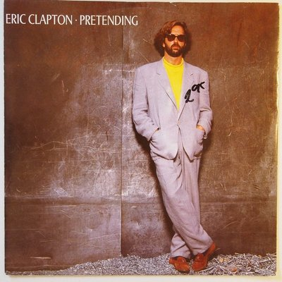 Eric Clapton - Pretending - Single