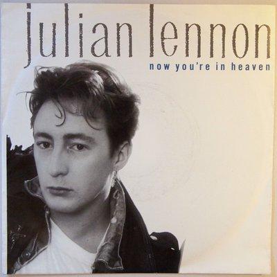 Julian Lennon - Now you're in heaven - Single