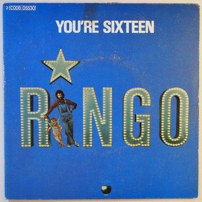 Ringo Starr - You're sixteen - Single