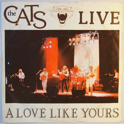 Cats, The - A love like yours - Single