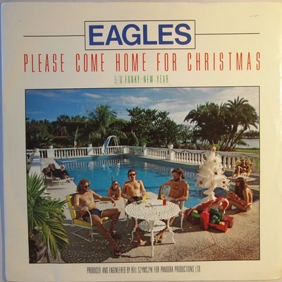 Eagles - Please come home for Christmas - Single