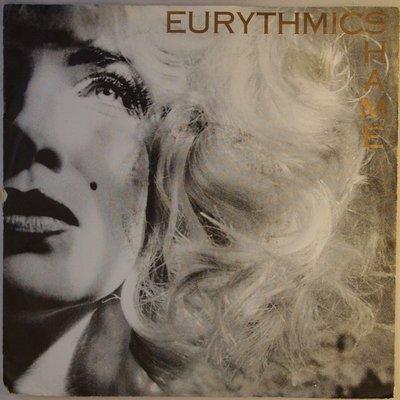 Eurythmics - Shame - Single