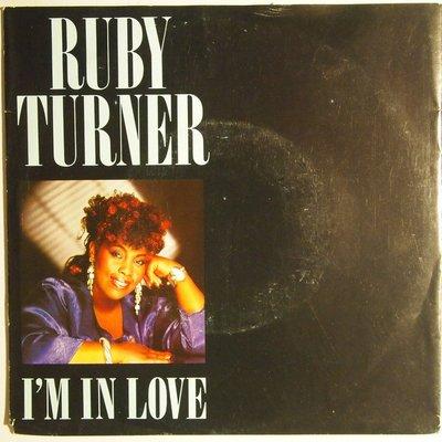 Ruby Turner - I'm in love - Single