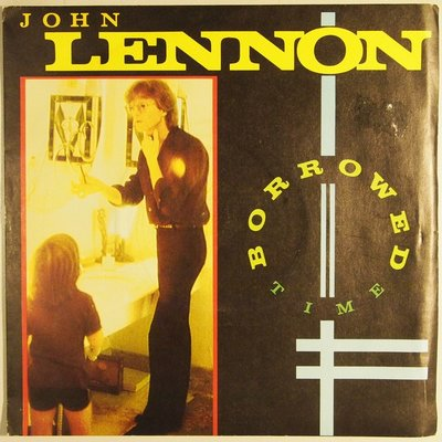 John Lennon   - Borrowed time - Single