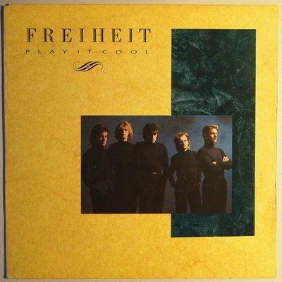 Freiheit - Play it cool - Single