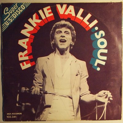 Frankie Valli - Soul - Single