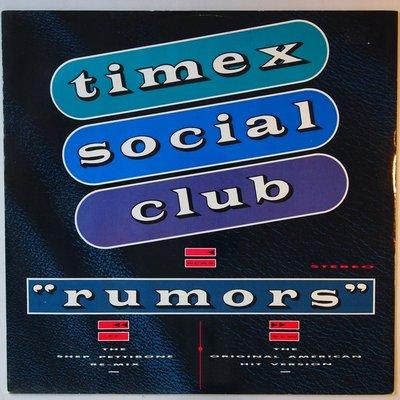 """Timex Social Club - Rumors - 12"""""""
