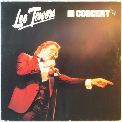 Lee Towers - In concert - LP