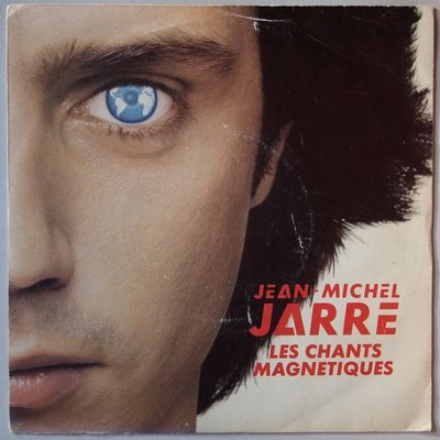 Jean-Michel Jarre - Les chants magnetiques - Single