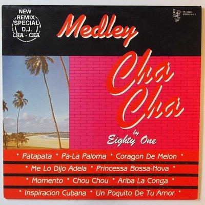 "Eighty One - Medley cha-cha - 12"""