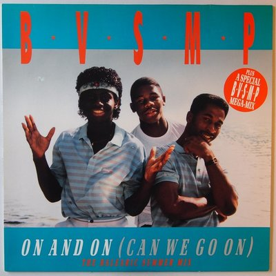"""BVSMP - On and on (can we go on) - 12"""""""