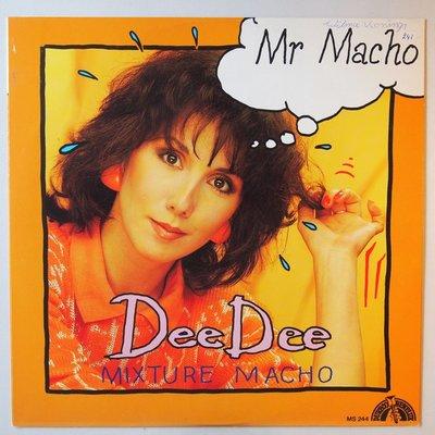 """Dee Dee - Mr Macho - 12"""""""