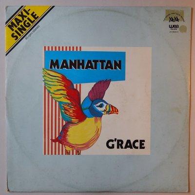"""G'race - Manhattan - 12"""""""