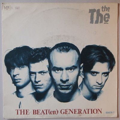 The The - The Beat(en) Generation - Single