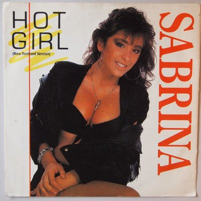Sabrina - Hot Girl (New Remixed Version) - Single