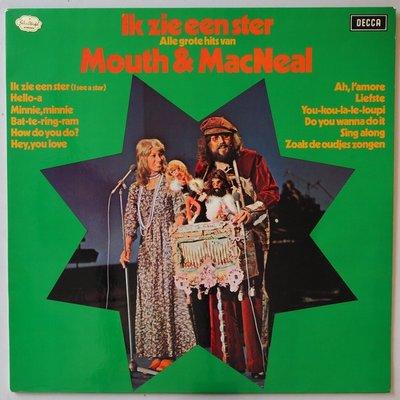 Mouth & MacNeal - Ik zie een ster - LP