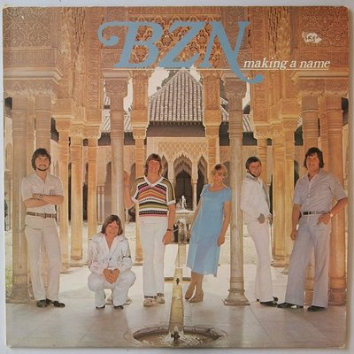 BZN - Making a name - LP