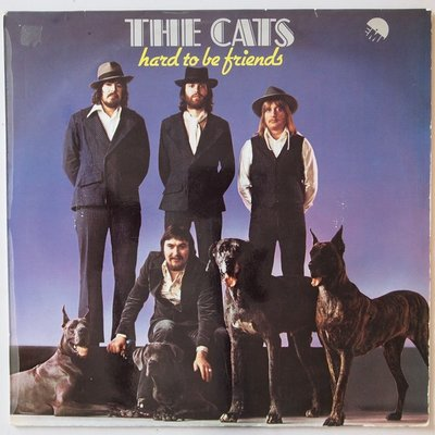 Cats, The - Hard to be friends - LP