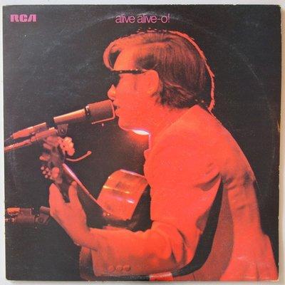 José Feliciano - Alive alive-o! - LP