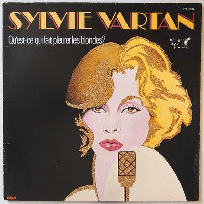Sylvie Vartan - Qu'est-ce Qui Fait Pleurer Les Blondes? - LP