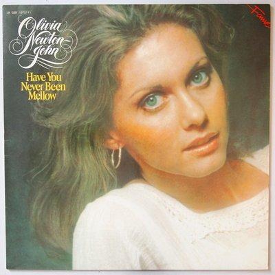 Olivia Newton John - Have you never been mellow - LP