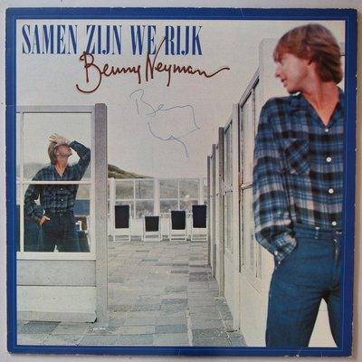 Benny Neyman - Samen zijn we rijk - LP