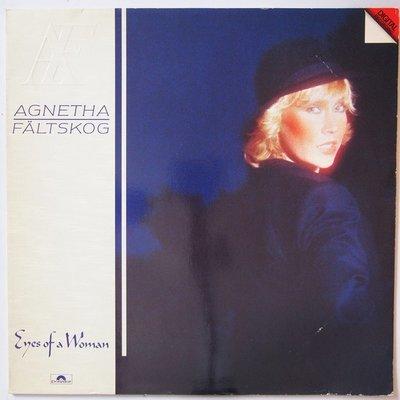 Agnetha Fältskog - Eyes of a woman - LP