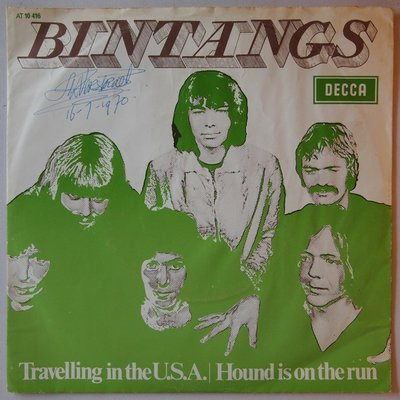Bintangs - Travelling in the USA - Single