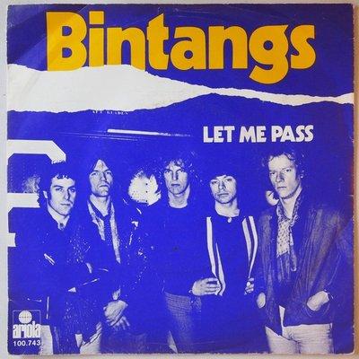Bintangs - Let me pass - Single