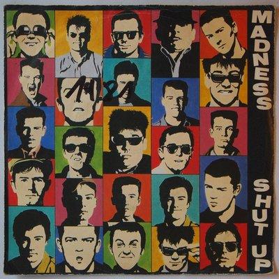 Madness - Shut up - Single