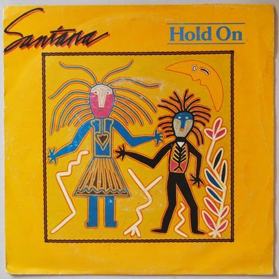 Santana - Hold on    - Single