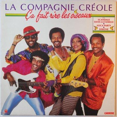 Compagnie Créole, La - Ça fait rire les oiseaux - LP