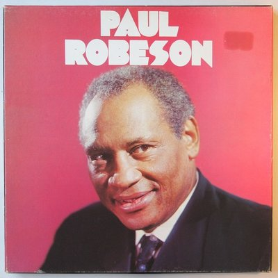 Paul Robeson - Paul Robeson - LP