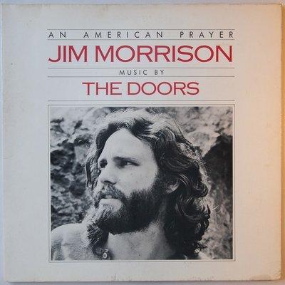 Jim Morrison Music By The Doors - An American Prayer - LP