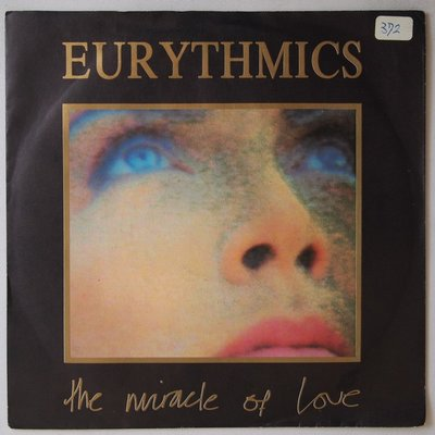 Eurythmics - The miracle of love - Single
