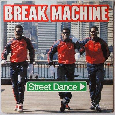 Break Machine - Street dance - Single