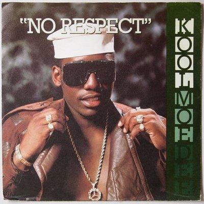 Kool Moe Dee - No respect - Single
