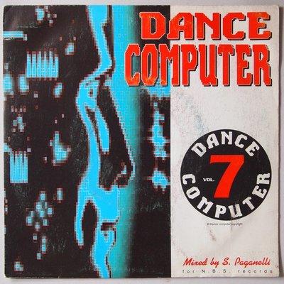Various - Dance computer vol. 7 - Single
