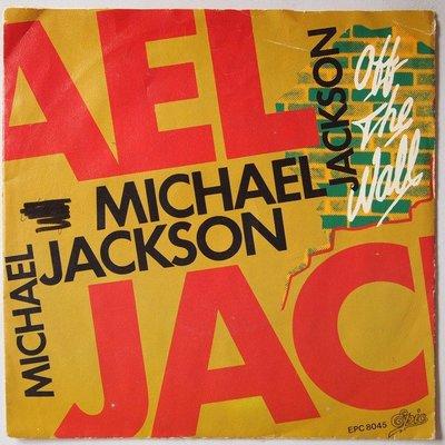Michael Jackson - Off the wall - Single