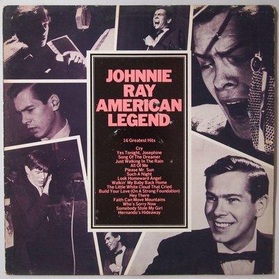 Johnnie Ray - American legend - LP