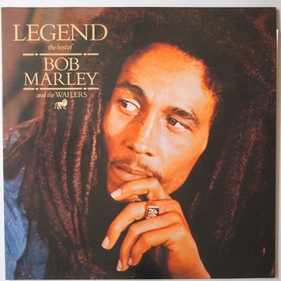 Bob Marley and The Wailers - Legend - LP