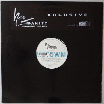 Her Sanity featuring The Lox - Xclusive - 12""