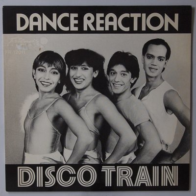 Dance Reaction - Disco train - 12""